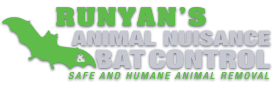 Runyan's Animal Nuisance and Bat Control – Bismarck, North Dakota Logo