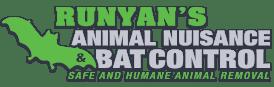 Runyan's Animal Nuisance and Bat Control – Bismarck, North Dakota Logo